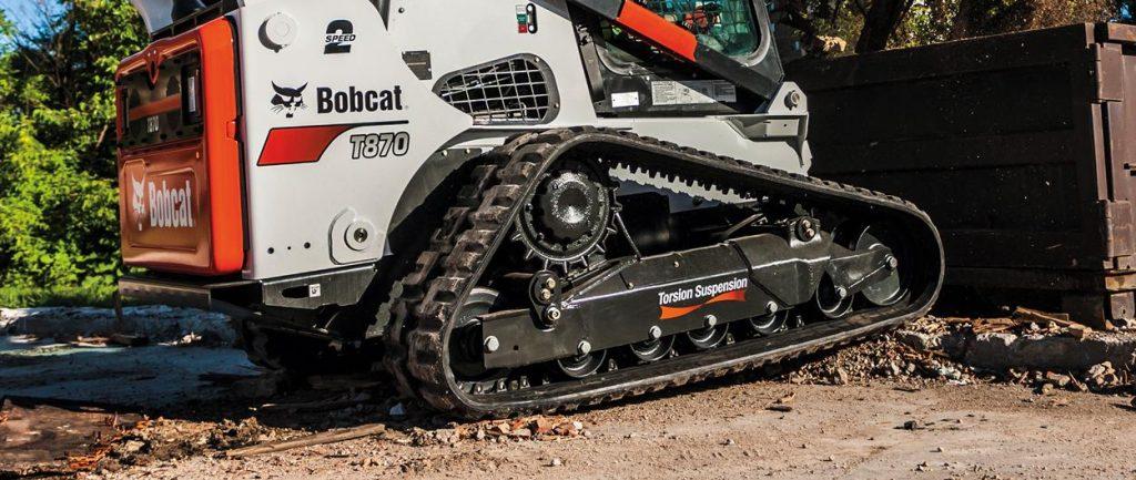 Bobcat T870 cargador de orugas