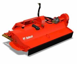 Coradora horizontal Bobcat desbrozadora