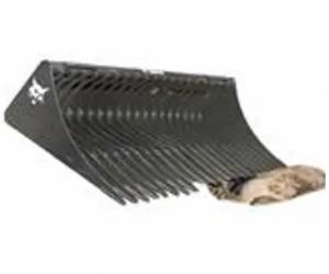 Bobcat cucharón para rocas