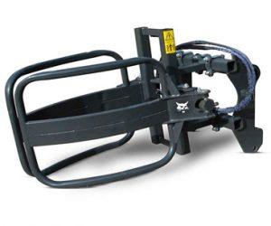 Bobcat-manipulador-de-pacas-con-tubos