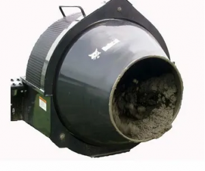 Bobcat mezcladora de concreto